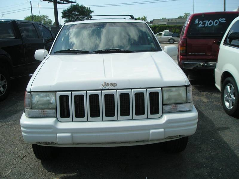 1997 Jeep Grand Cherokee car for sale in Detroit