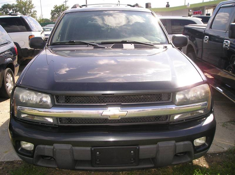2004 Chevrolet Trailblazer Ext car for sale in Detroit