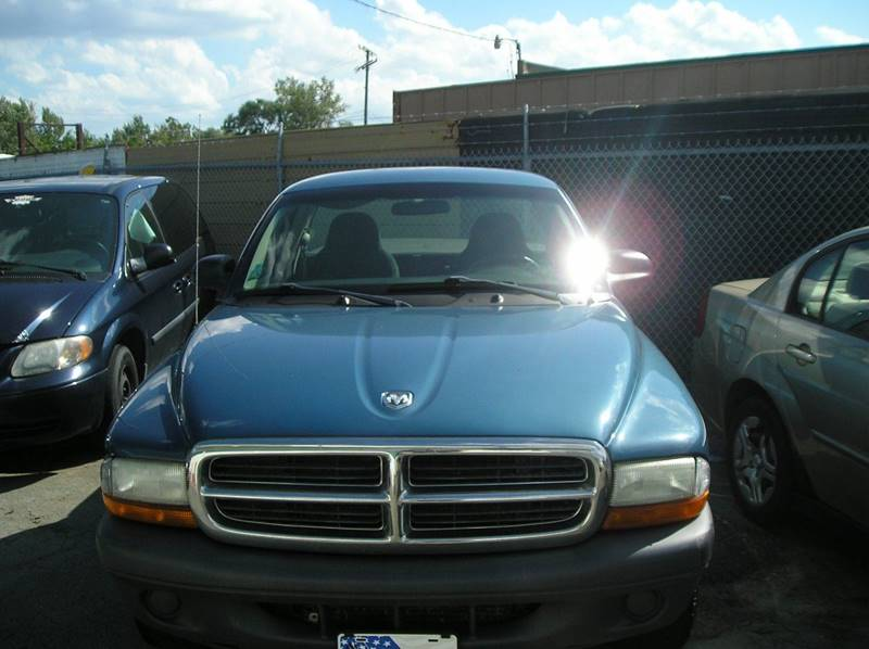 2004 Dodge Dakota car for sale in Detroit