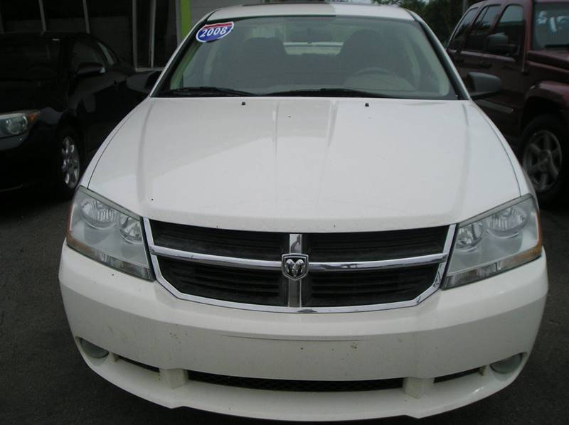 2008 Dodge Avenger car for sale in Detroit