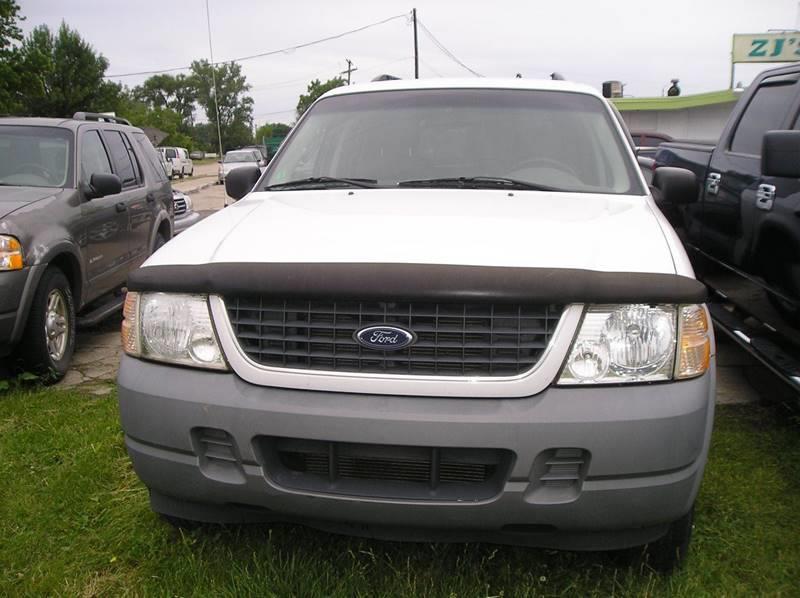 2002 Ford Explorer car for sale in Detroit