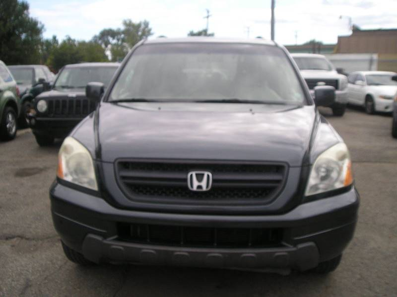 2005 Honda Pilot car for sale in Detroit
