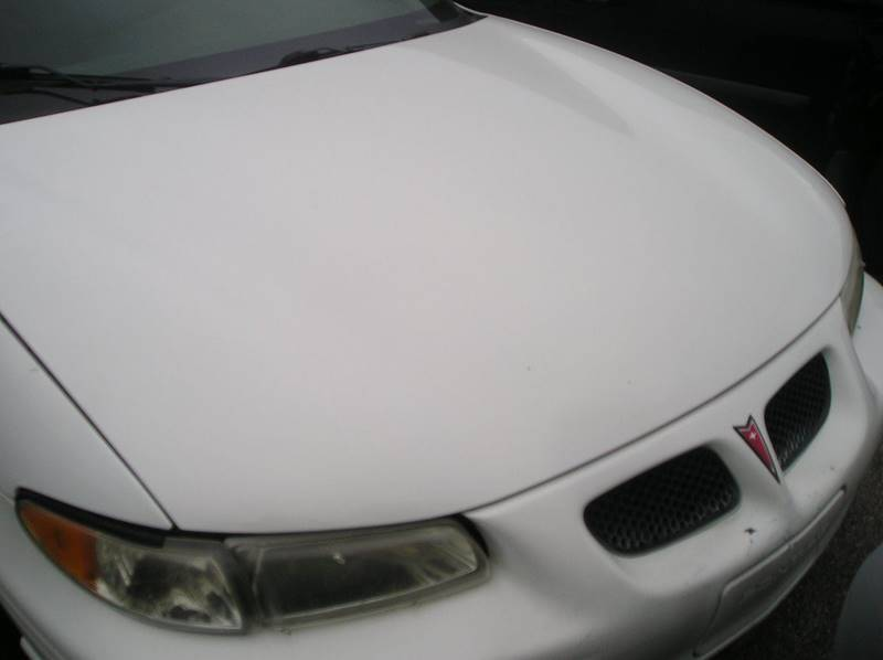 2001 Pontiac Grand Prix car for sale in Detroit