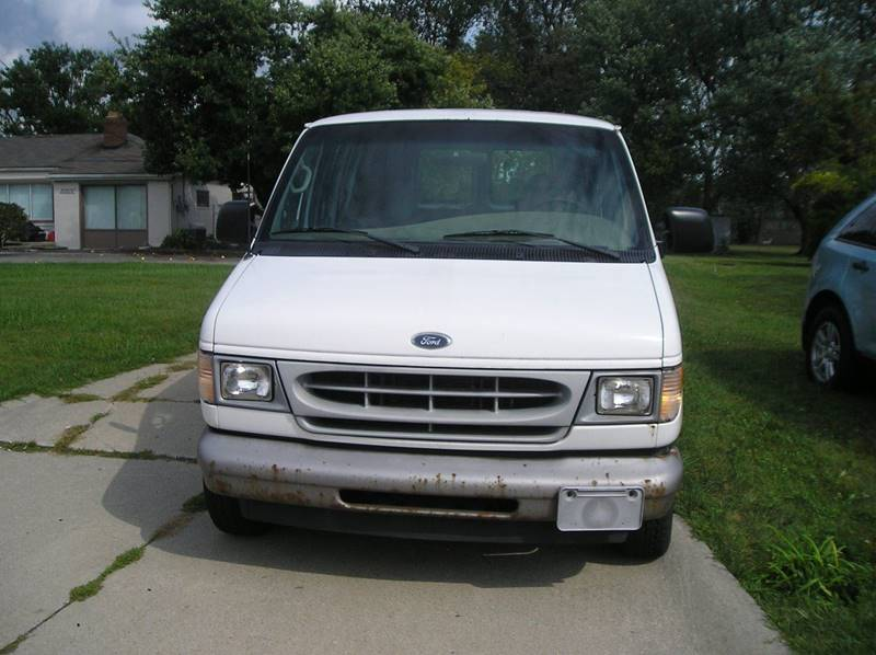 2002 Ford E-series Cargo car for sale in Detroit
