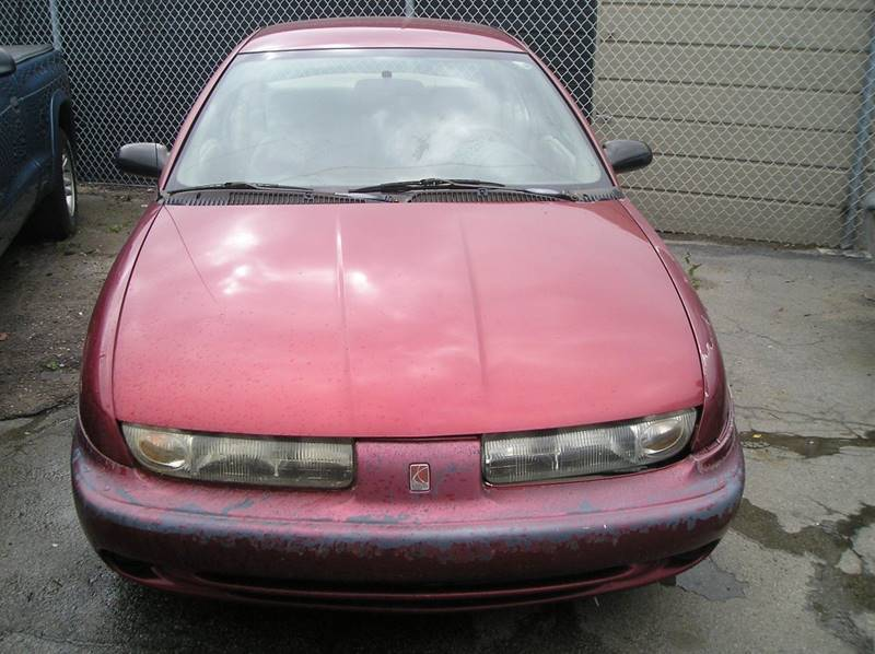 1999 Saturn S-series car for sale in Detroit