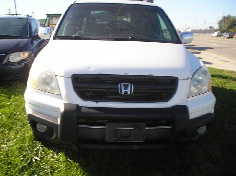 2003 Honda Pilot car for sale in Detroit