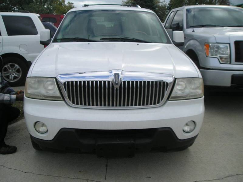 2005 Lincoln Aviator car for sale in Detroit