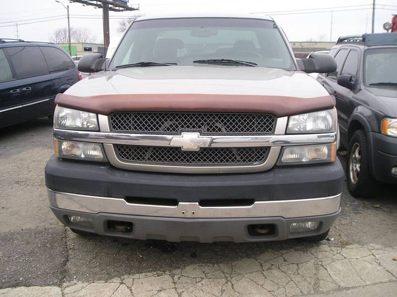 2003 Chevrolet Silverado 2500hd car for sale in Detroit