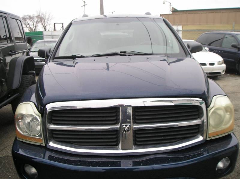 2005 Dodge Durango car for sale in Detroit