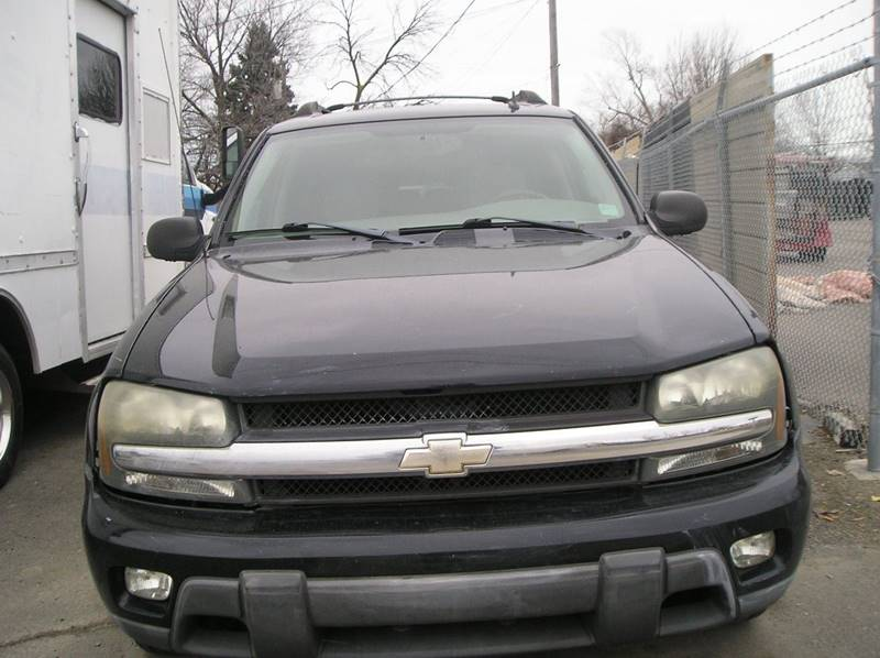 2006 Chevrolet Trailblazer Ext car for sale in Detroit