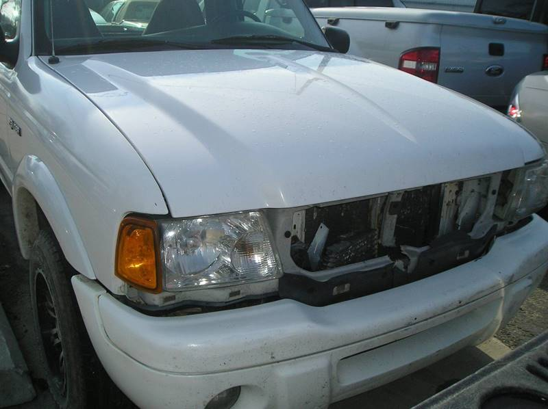 2003 Ford Ranger car for sale in Detroit