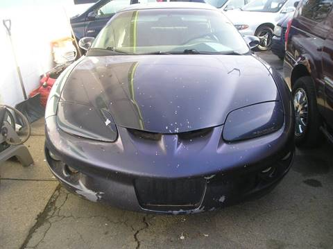 1999 Pontiac Firebird for sale in Roseville, MI