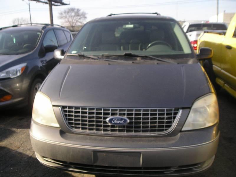 2005 Ford Freestar car for sale in Detroit