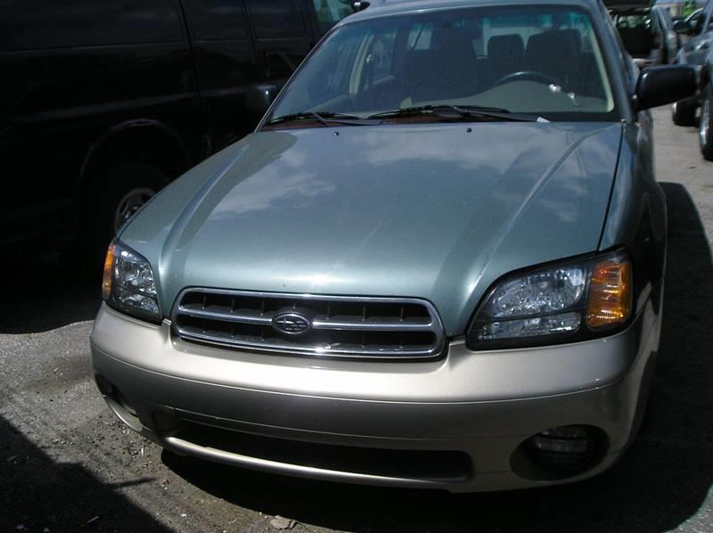 2001 Subaru Outback car for sale in Detroit