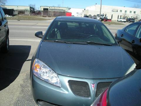 2006 Pontiac G6 for sale in Roseville, MI