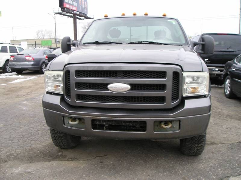 2005 Ford F-250 Super Duty car for sale in Detroit