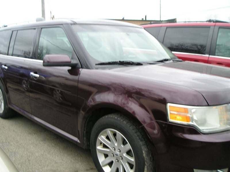 2011 Ford Flex car for sale in Detroit