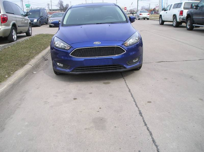 2015 Ford Focus car for sale in Detroit