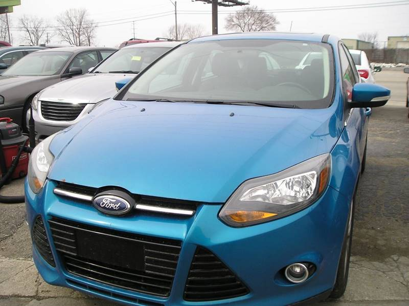 2014 Ford Focus car for sale in Detroit
