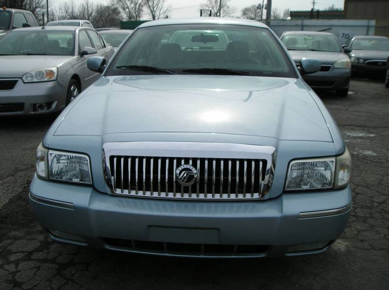 2008 Mercury Grand Marquis car for sale in Detroit