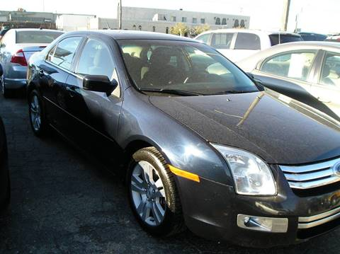 2006 Ford Fusion for sale in Roseville, MI