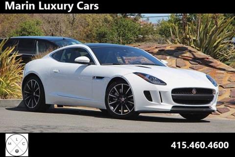 2017 Jaguar F-TYPE for sale in Corte Madera, CA