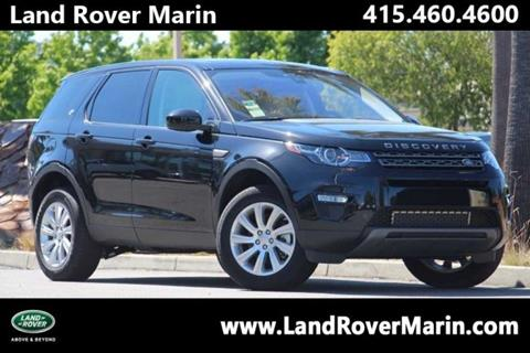2017 Land Rover Discovery Sport for sale in Corte Madera, CA