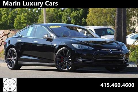 2014 Tesla Model S for sale in Corte Madera, CA