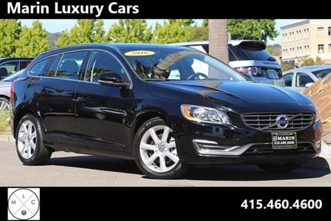 2016 Volvo V60 for sale in Corte Madera, CA