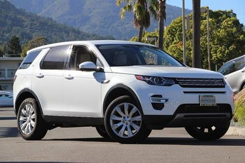 2016 Land Rover Discovery Sport for sale in Corte Madera, CA