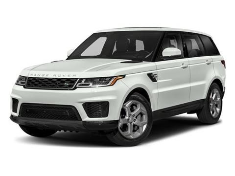 2018 Land Rover Range Rover Sport for sale in Corte Madera, CA