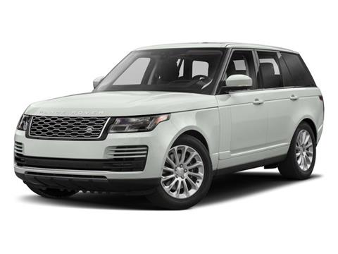 2018 Land Rover Range Rover for sale in Corte Madera, CA