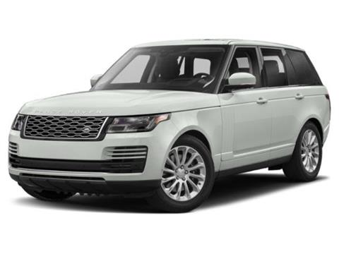 2019 Land Rover Range Rover for sale in Corte Madera, CA