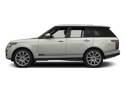 2016 Land Rover Range Rover for sale in Corte Madera, CA