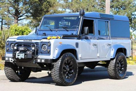 Land Rover Marin >> Used Land Rover Defender For Sale - Carsforsale.com®