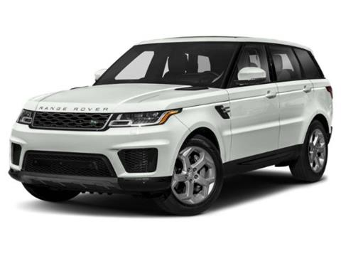 2019 Land Rover Range Rover Sport for sale in Corte Madera, CA