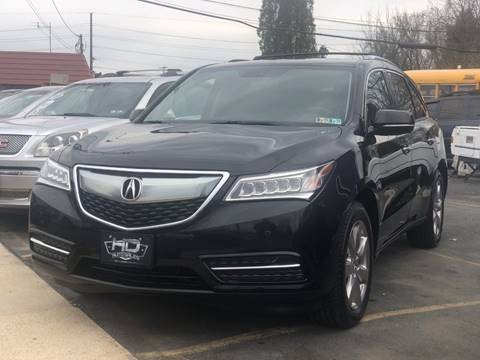2014 Acura Mdx For Sale >> Acura Mdx For Sale In Reading Pa Carsforsale Com