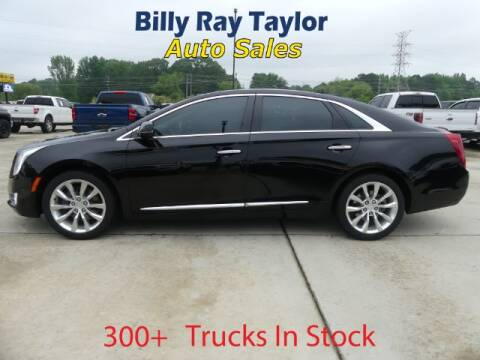 2016 Cadillac XTS for sale at Billy Ray Taylor Auto Sales in Cullman AL