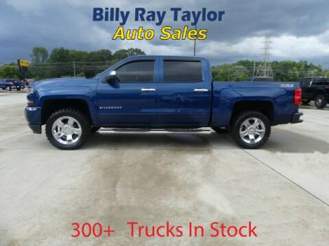 2016 Chevrolet Silverado 1500 for sale at Billy Ray Taylor Auto Sales in Cullman AL