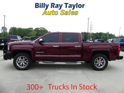 2014 GMC Sierra 1500 for sale at Billy Ray Taylor Auto Sales in Cullman AL