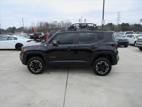 2016 Jeep Renegade for sale in Cullman, AL