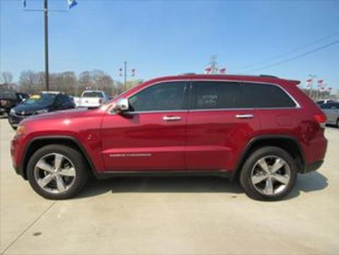 2014 Jeep Grand Cherokee for sale in Cullman, AL