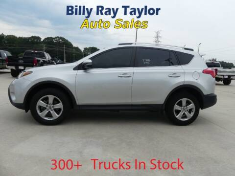 2015 Toyota RAV4 for sale at Billy Ray Taylor Auto Sales in Cullman AL