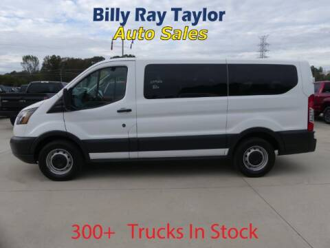 2016 Ford Transit Passenger for sale at Billy Ray Taylor Auto Sales in Cullman AL