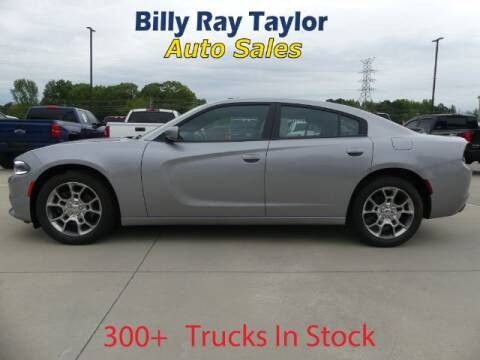 2017 Dodge Charger for sale at Billy Ray Taylor Auto Sales in Cullman AL