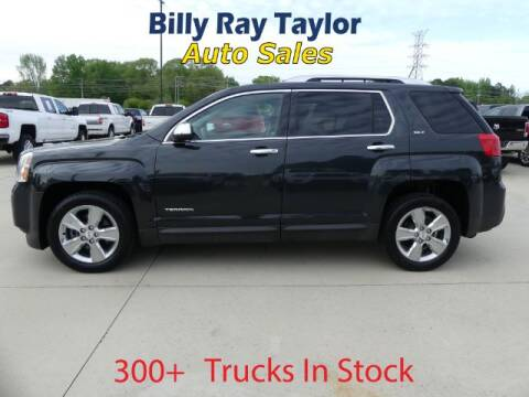 2014 GMC Terrain for sale at Billy Ray Taylor Auto Sales in Cullman AL