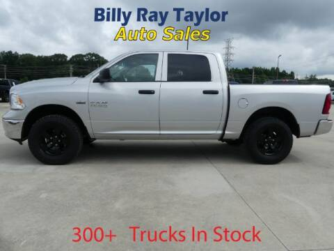 2018 RAM Ram Pickup 1500 for sale at Billy Ray Taylor Auto Sales in Cullman AL
