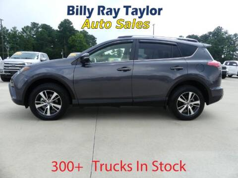 2018 Toyota RAV4 for sale at Billy Ray Taylor Auto Sales in Cullman AL