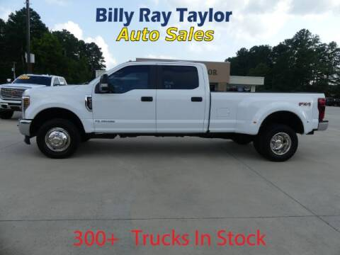 2018 Ford F-350 Super Duty for sale at Billy Ray Taylor Auto Sales in Cullman AL
