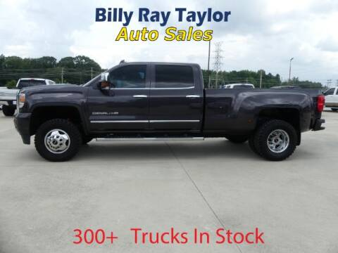 2015 GMC Sierra 3500HD for sale at Billy Ray Taylor Auto Sales in Cullman AL